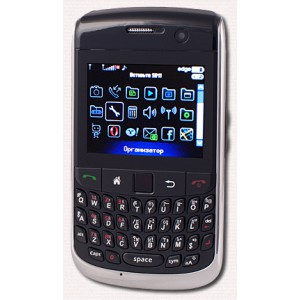 Blackberry 9630WT (2Sim, WiFi)